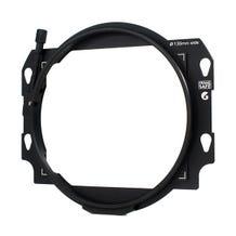Bright Tangerine Frame Safe Clamp Adapter for Misfit Kick Matte Box (136mm)