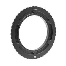 Bright Tangerine 114mm Threaded Adapter Ring for ENG Wide Angle Lenses (Various)