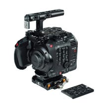 Bright Tangerine Canon C500 Mark II Base Kit