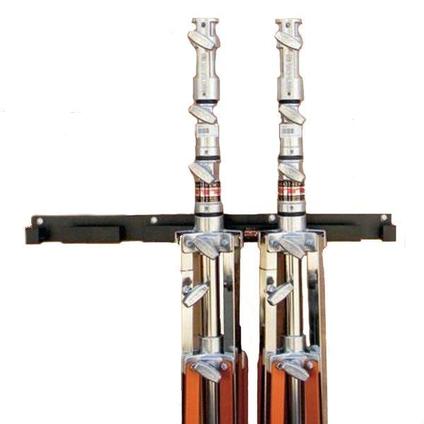 Matthews Studio Equipment 6x Combo Stand Door Rack