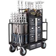 Backstage Electrician Cart