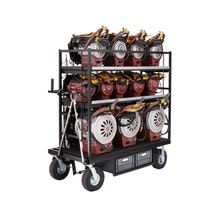 Cart for Studio / Stage Lamps and Lighting Stands