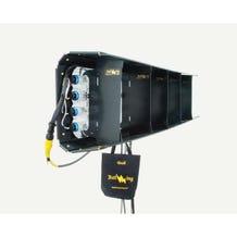 Kino-Flo 4-Bank Batwing Light Louvre SBATW4