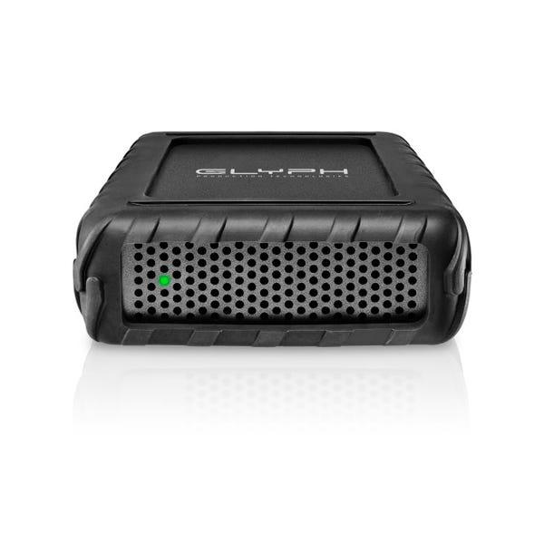 Glyph Technologies 4TB Blackbox Plus 5400 rpm USB 3.1 Type-C External Hard Drive
