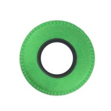 Bluestar Ultrasuede Eyepiece Cushions - Round Small (Green)