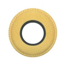 Bluestar Ultrasuede Eyepiece Cushions - Round Large (Natural)