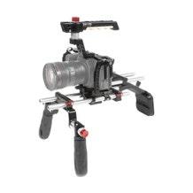 SHAPE Offset Shoulder Mount Kit for Blackmagic Design Pocket Cinema 6K and 4K Camera