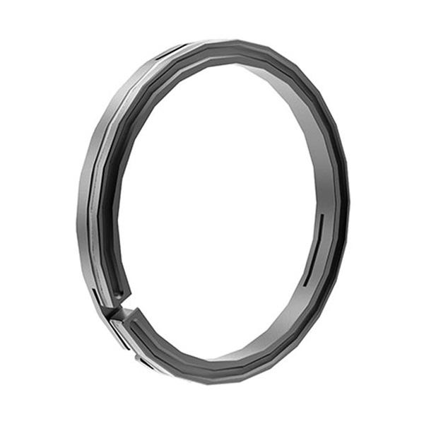 Bright Tangerine 143 to 125mm Clamp-On Ring for Misfit & Strummer DNA Matte Box