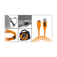 Tether Tools Starter Tethering Kit with USB 3.0 Micro-B Cable (Various Colors)