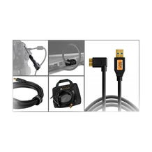Tether Tools Starter Tethering Kit with USB 3.0 Micro-B Right Angle Cable (Various Colors)