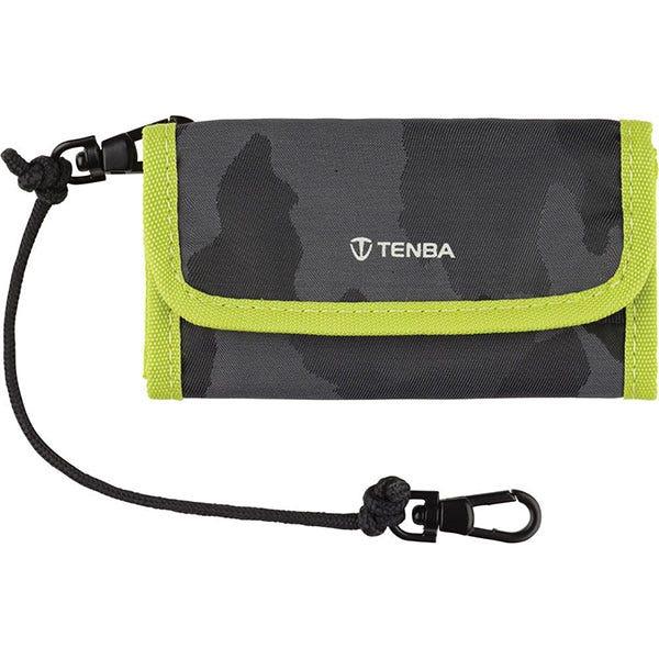 Tenba Tools Reload CF 6 Card Wallet — Camo