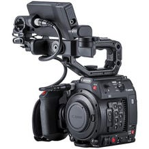 Canon EOS C200B EF Cinema Camera with Accessory Kit - No Viewfinder