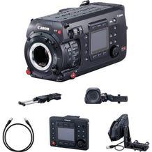 Canon EOS C700 EF Production Bundle (Demo Unit, Open-Box)