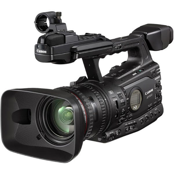 Canon XF300 HD Professional Camcorder Kit