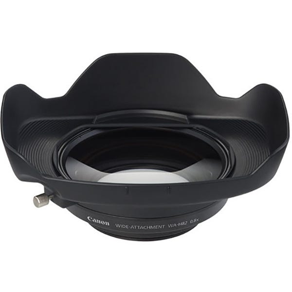 Canon WA-H82 0.8x Wide Attachment Lens