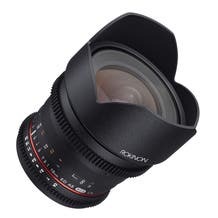 Rokinon 10mm T3.1 APS-C Cine DS Lens (E Mount)