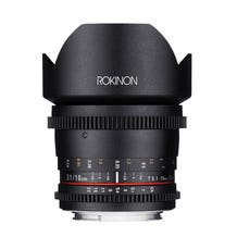 Rokinon 10mm T3.1 Cine DS Lens