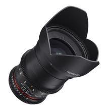 Rokinon 35mm T1.5 Full Frame Cine DS Lens (MFT Mount)
