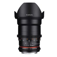 Rokinon 35mm T1.5 Full Frame Cine DS Lens (Various)