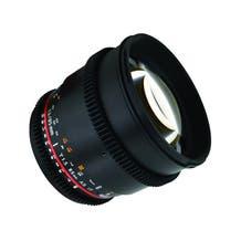 Rokinon 85mm T1.5 Full Frame Cine DS Lens (MFT Mount)
