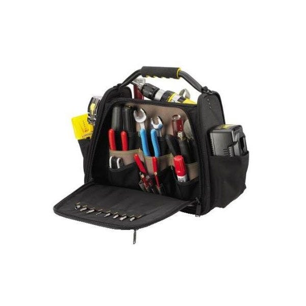 "CLC 13"" 30 Pocket Open-and-Closed-Top Tool Carrier"