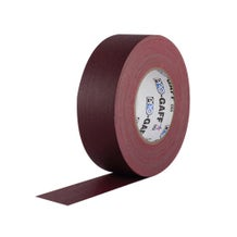 ProTpes Pro Cloth Tape - 3 inches x 55 yards - Burgundy