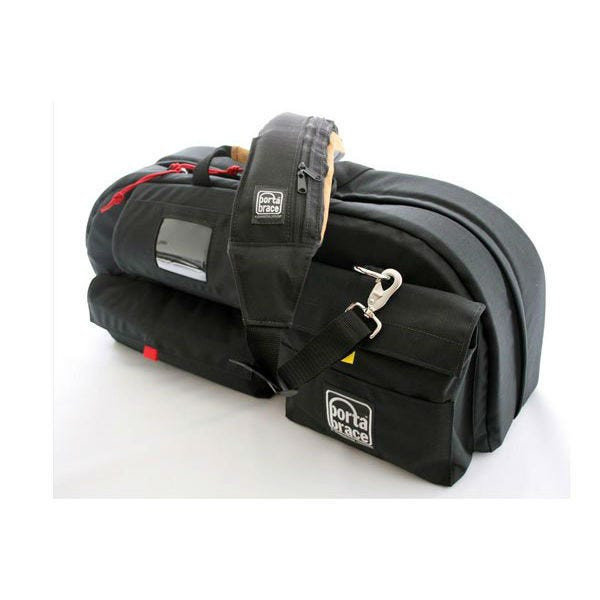 Porta Brace CO-AB-MB Carry-On Video Camera System Case with Shoulder Strap - Black OPEN BOX