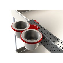 Cinetools Two Cup Holder Assembly