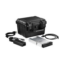 CRU DataPort Digital Cinema Kit 2 DX115 Carrier/Case with 500GB HDD