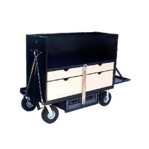Backstage Craft Service Cart
