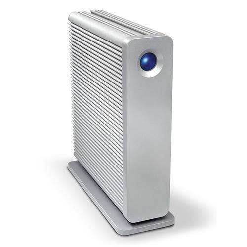 LaCie 4TB LaCie d2 Quadra USB 3.0 External Drive