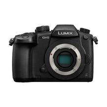 Panasonic Lumix DC-GH5 4K Ultra HD Mirrorless Digital Camera - Body Only