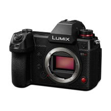 Panasonic Lumix DC-S1H Mirrorless Digital Camera (Body Only)