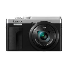 Panasonic Lumix DCZS80 Digital Camera - Silver