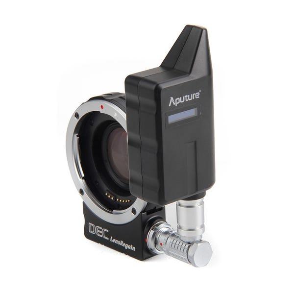 Aputure DEC LensRegain Adapter - EF/EF-S to MFT-Mount
