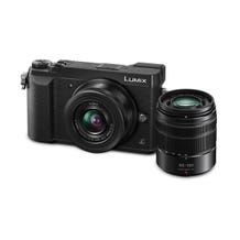 Panasonic Lumix DMC-GX85 Mirrorless Micro Four Thirds Digital Camera with 12-32mm and 45-150mm Lenses