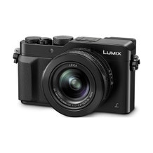 Panasonic Lumix DMC-LX100 Digital Camera - Black