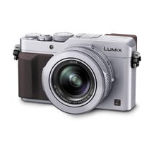 Panasonic Lumix DMC-LX100 Digital Camera - Silver