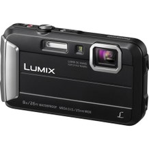 Panasonic Lumix DMC-TS30 Digital Camera - Black