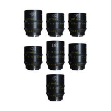 DZOFilm VESPID 7-Lens Kit B - 25mm, 35mm, 50mm, 75mm, 90 Marco, 100mm, 125mm - EF Mount