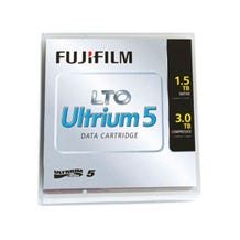 Fuji LTO 5 Ultrium Barium Ferrite Data Cartridge
