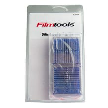 Filmtools Silica Gel Packs - Re-Usable Self Indicating 2-Pack
