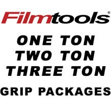 Filmtools Grip Package - (1 Ton, 2 Ton, 3 Ton)