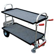 "Filmtools Competitor Senior Cart (2x 24"" Shelves)"