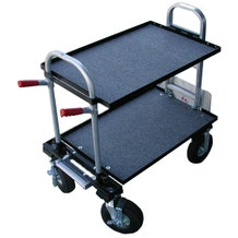 "Filmtools Patron Junior Equipment Cart w/ 10"" Wheels"