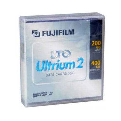 Fuji 200GB LTO Ultrium 2 Data Cartridge