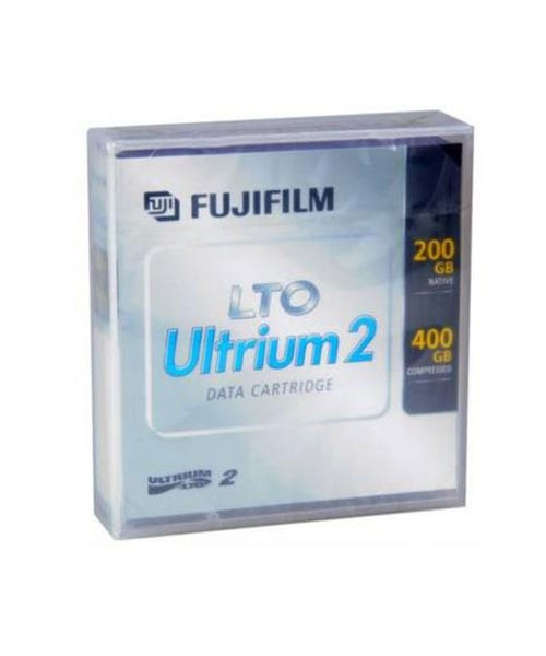 Fuji 200GB LTO Ultrium 2 Data Cartridge