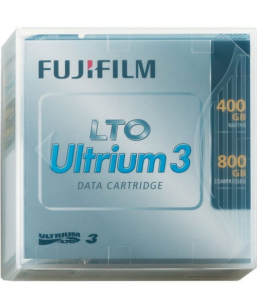 Fuji 400GB LTO Ultrium 3 Data Cartridge
