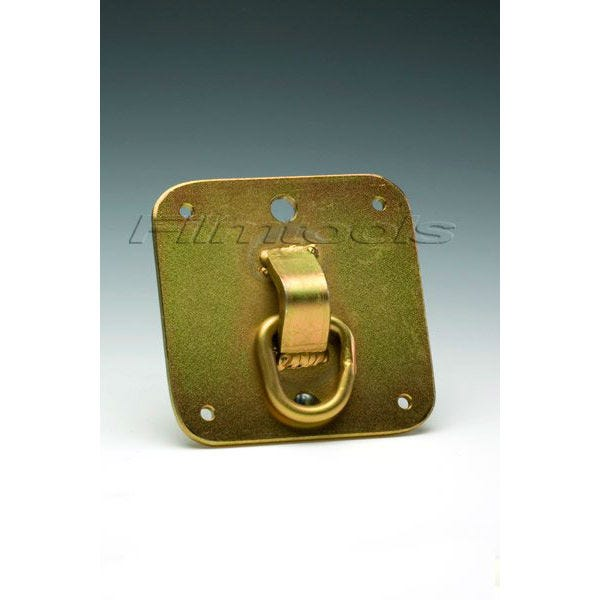 Modern D-Ring Nail-on Plate