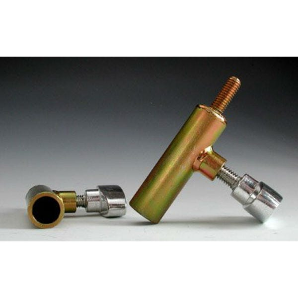 "Modern Female 5/8"" Receiver w/Male 3/8"" Thread"